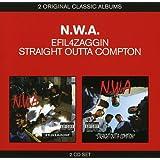 2 For 1 : Straight Outta Compton / Niggaz 4 Life (2 CD)