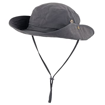 015003c7 Anyoo Outdoor Boonie Hat Breathable Wide Brim Summer Sun Cap UV Protection  Fishing Camouflage Hat for