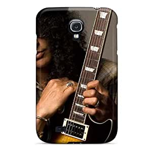 Scratch Resistant Cell-phone Hard Covers For Samsung Galaxy S4 With Customized High Resolution Megadeth Band Image TammyCullen