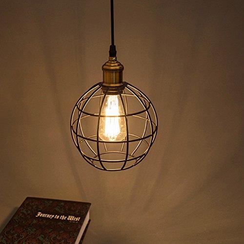 Vintage Pendant Lighting Restaurant Chandelier