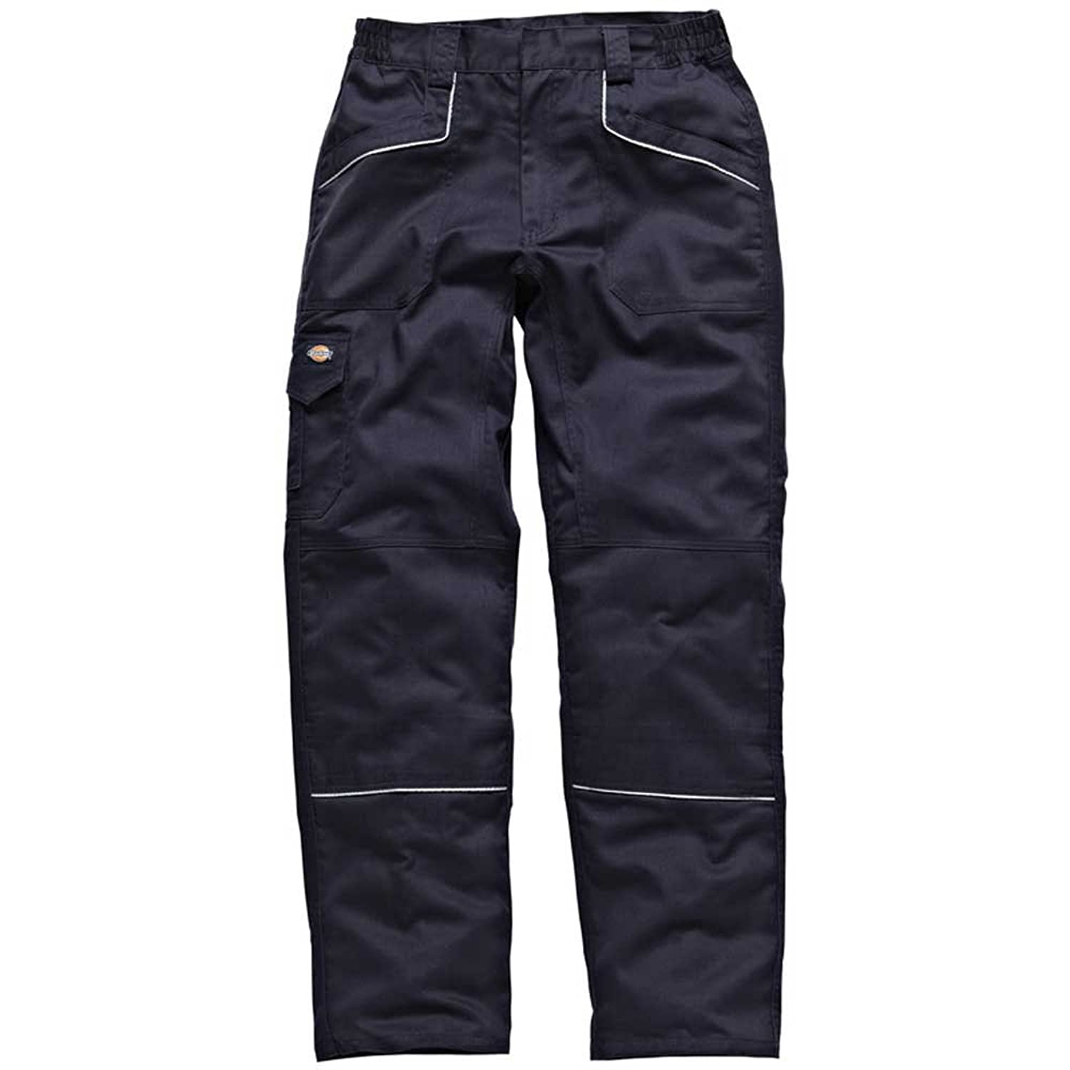 Dickies IND260 Trousers, Navy Blue, 26