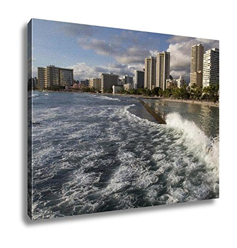 Ashley Canvas, Hawaii Oahu, Home Decoration Office, Ready to Hang, 20x25, AG6409642 by Ashley Canvas