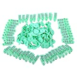 100 Pcs Mutton Goat Livestock Sheep Use Ear Tag Eartag Animal Tag New Green offers