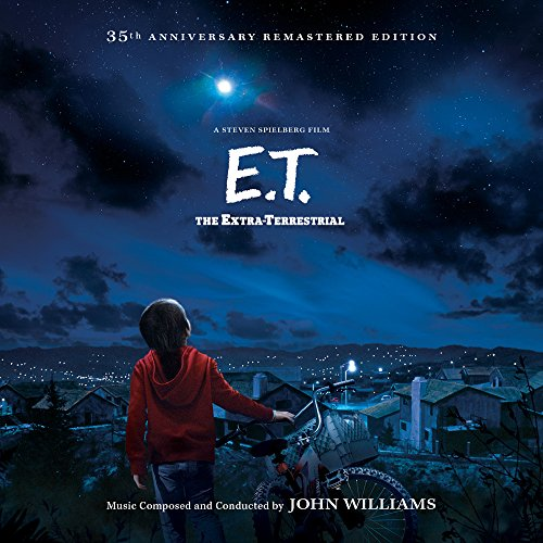 E.T. THE EXTRA-TERRESTRIAL 35th Anniversary Edition (2 CD SET)