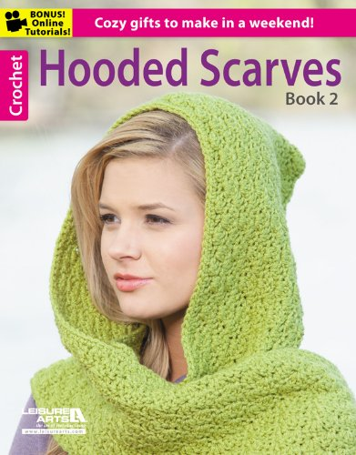 Amazon Leisure Arts Hooded Scarves Book 2 Posters Prints
