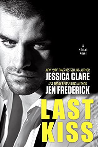 book cover of Last Kiss