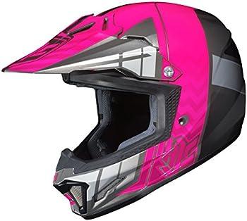 HJC CL-XY YOUTH 2 Cross Up Mc-8 Size:LRG Motorcycle Off-road-helmet