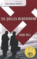 The Quiller Memorandum (Quiller 1)