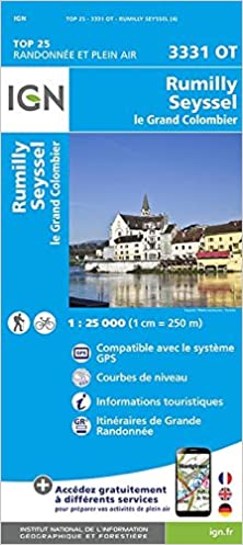 3331OT RUMILLY SEYSSEL LE GRAND COLOMBIE...