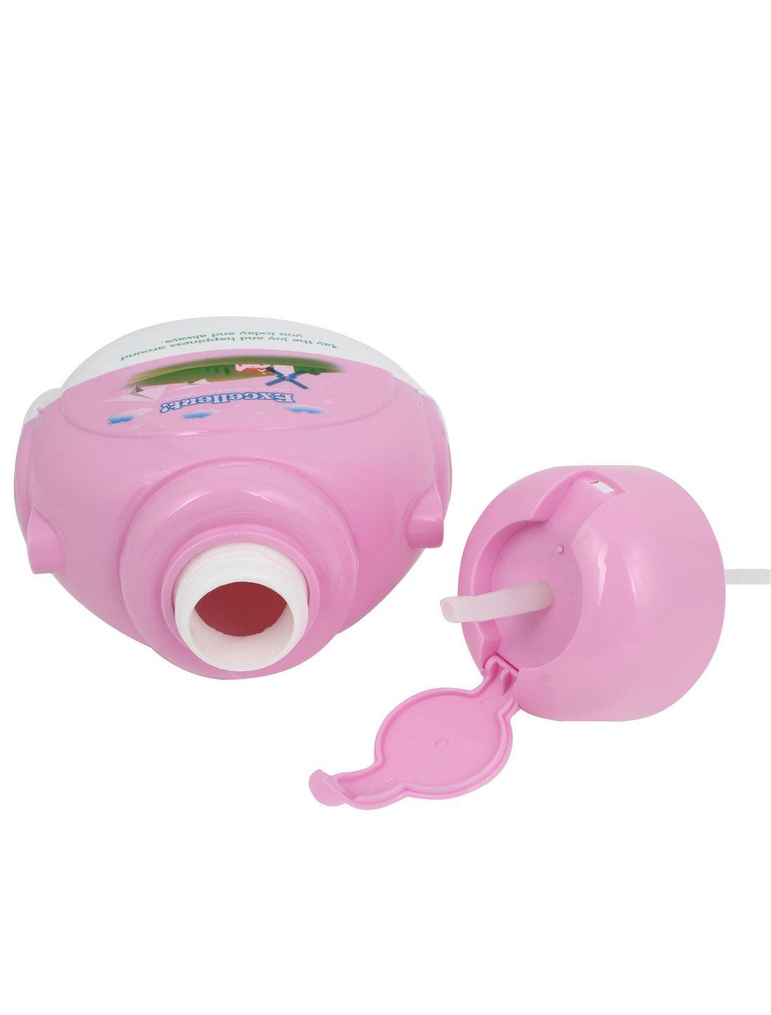 Jardín molino de viento cadorabo rosa botella de plástico blanco 570 ml: Amazon.es: Hogar