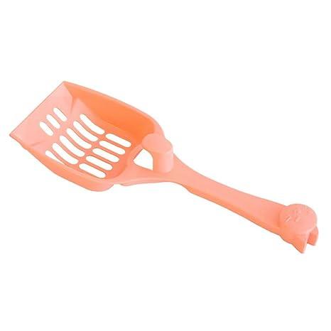 Yzibei Arena para Gatos Cat Litter Shovel Hook Shovel ...