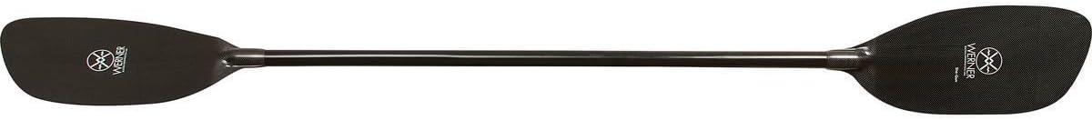Straight Shaft Werner Sho-Gun Carbon Paddle