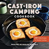 Cast Iron Camping Cookbook: Easy Skillet Recipes