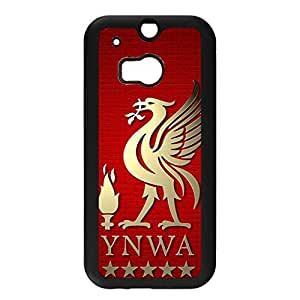 Liverpool?FC Logo Phone Case for Htc one M8 Great Graceful Cover Case Liverpool Mark Back Cover