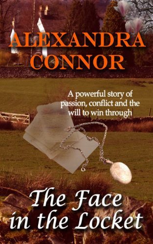 book cover of The Face in the Locket