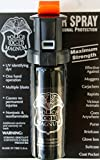 Police Magnum Mace Pepper Spray 3 Oz Fire Master Unit