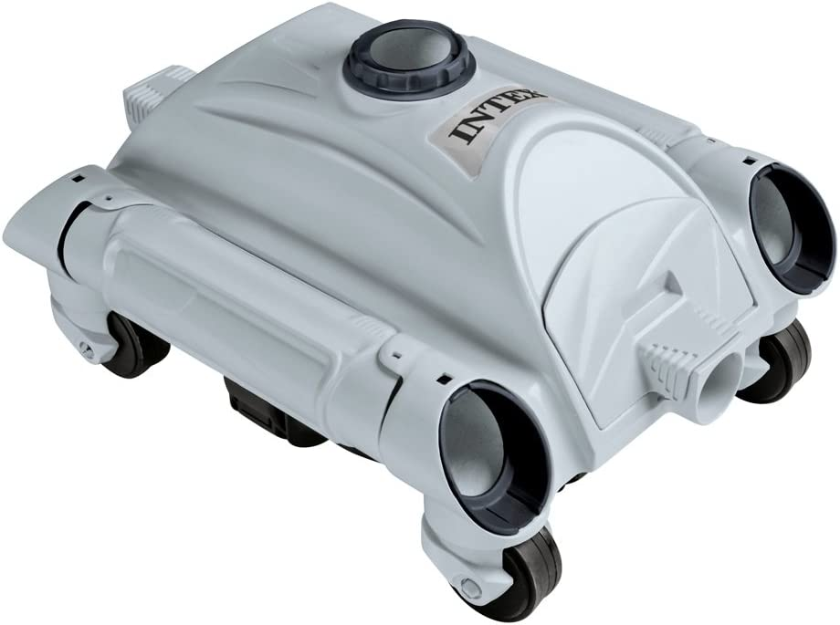 Intex 28001 - Auto Pool Cleaner - potente limpiador automático para pisos de piscinas para accesorios de manguera de 38 mm