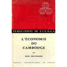 Economie du cambodge (l')