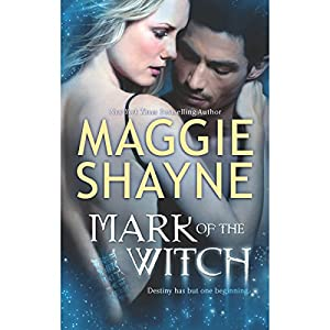 Mark of the Witch Audiobook