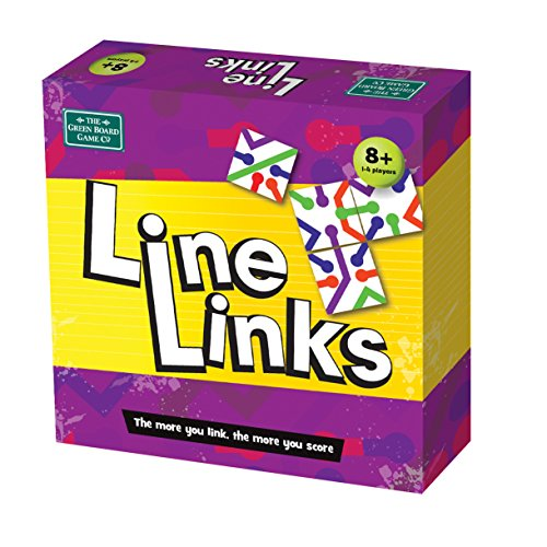 Line Links Card Game - Cards Link Playing