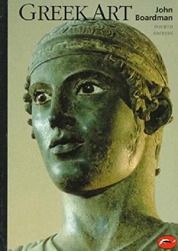 Greek Art (World of Art)