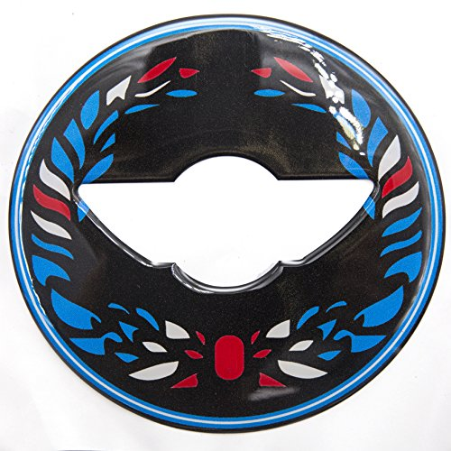 3D Steering Wheel Decal Dress Up Sticker Various Type For MINI Cooper F54 F55 F56 F60 (I Type) (Mini Type Cooper)