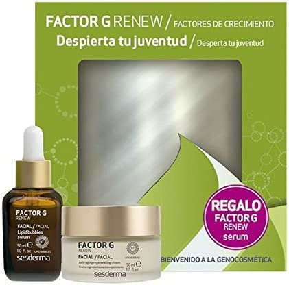 Pack Factor G Renew Crema + Serum Antienvejecimiento (Regalo15) 1 ...
