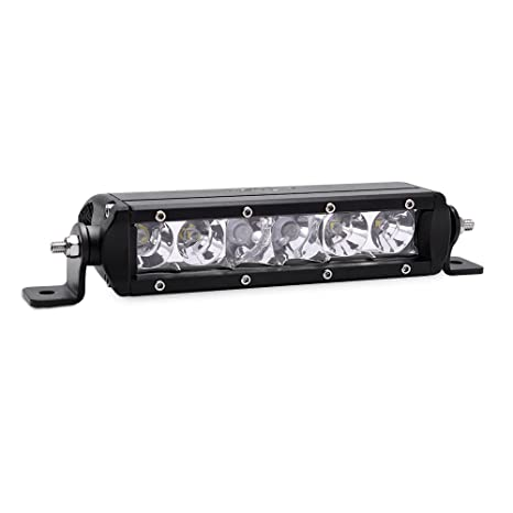 Mini Led Light Bar >> Amazon Com Mictuning Mic 5dp30 Sr Mini Series 30w Single Row Cree