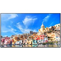 Samsung - QM-D Series 85 Slim Direct-Lit UHD LED Display QM85D