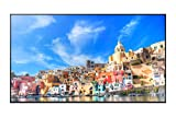 "Samsung - QM-D Series 85"" Slim Direct-Lit UHD LED Display QM85D"