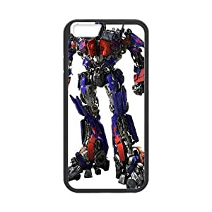 Transformers iPhone 6 Plus 5.5 Inch Cell Phone Case Black M3807366