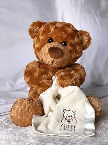 Sympathy and Remembrance Gifts for Children - Cubby Comfort - Bear Cubby