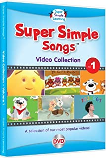 super simple songs video collection vol 1 - Super Simple Songs Christmas