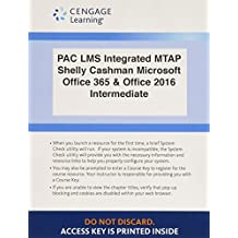 LMS Integrated MindTap Computing 1 Term 6 Months Printed Access Card For Freund Last Pratt Sebok Vermaats Shelly Cashman Series Microsoft Office 365