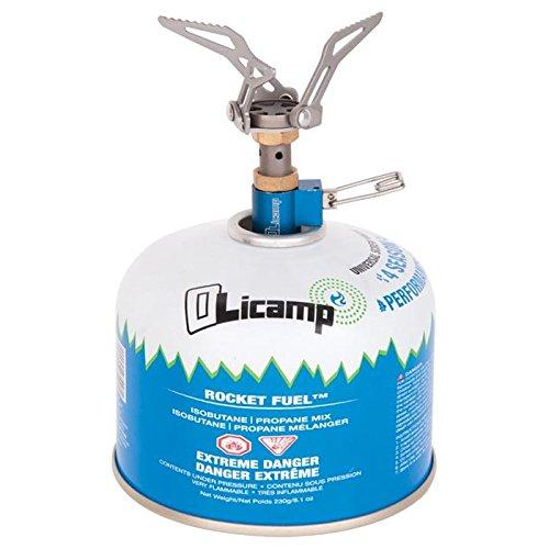 OLICAMP Ion Micro Titanium Stove Evernew America 329017