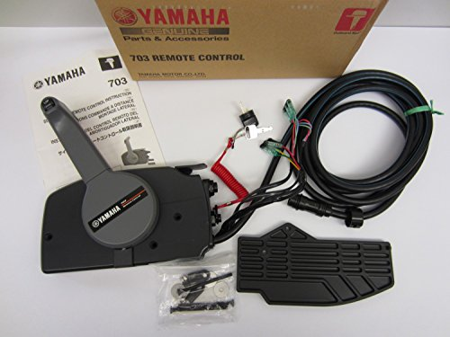 Yamaha New OEM Side Mount Remote Control Throttle/Shift for sale  Delivered anywhere in USA