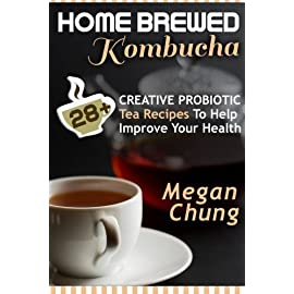 Home Brewed Kombucha: 28+ Creative Probiotic Tea Recipes To Help Improve Your Health 10 Kombucha appears to be an old fashioned food supplement in a modern world, helping us, the modern men, to keep healthy and fit, when everything surrounding