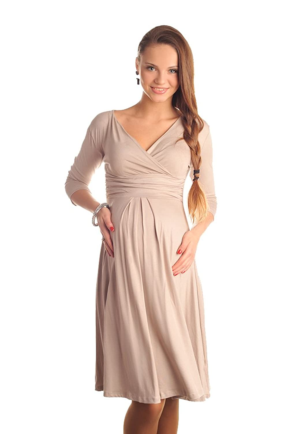 Maternity casual dresses amazon gorgeous maternity and pregnancy dress ombrellifo Choice Image