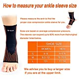 Ankle Support Kit - 4 Pack - Ankle Brace Straps