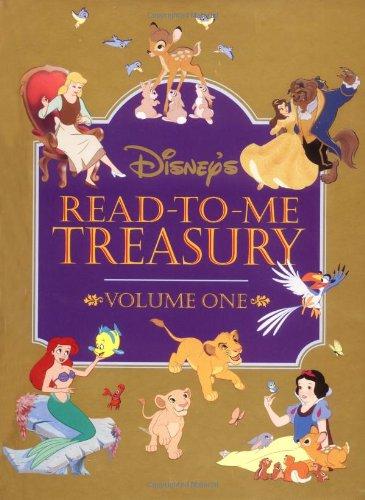 Disney Fairy Tale Treasury - Disney's Read to Me Treasury - Volume One