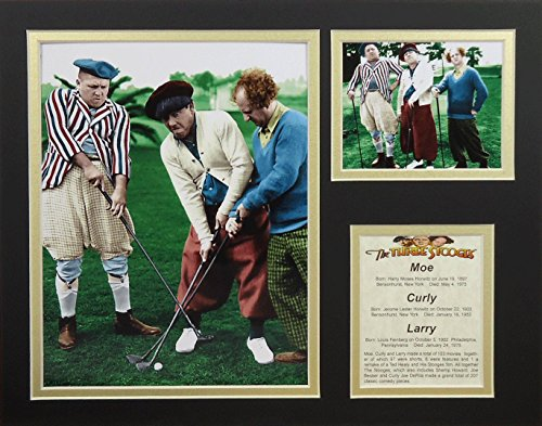 The Three Stooges - Golf Color 11