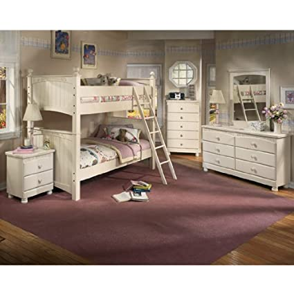 Amazon Com Cottage Retreat Bunk Bedroom Set By Ashley Furniture