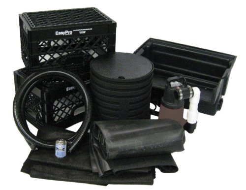 EasyPro JAF9E Mini Just-A-Falls System, 12-Inch Waterfall Spillway by EasyPro Pond Products