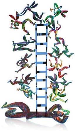 David Gerstein Escultura de escalera de Jacob: David Gerstein: Amazon.es: Hogar