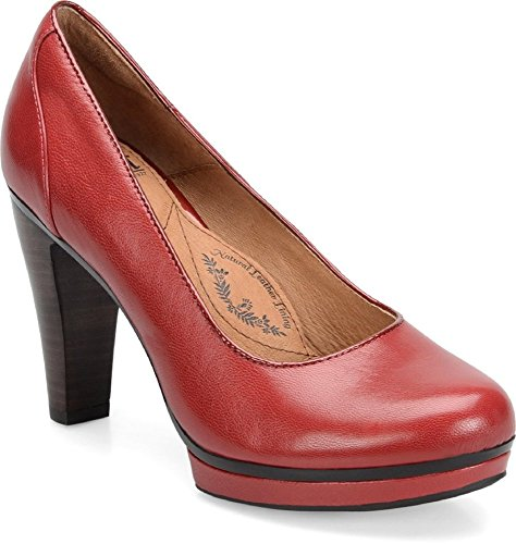 Sofft Red Shoes (Sofft - Womens - Mandy II)