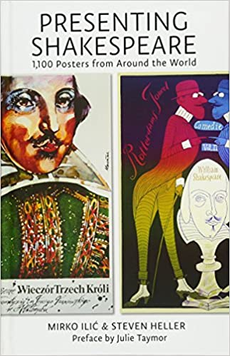 amazon presenting shakespeare 1 100 posters from around the