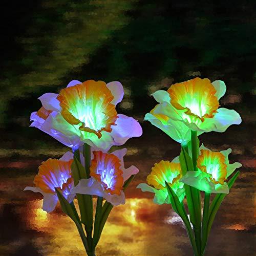 Flower Patio Lights in US - 4