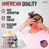 Hot Hemp Cream - 80000MG - Arthritis, Carpal