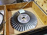 Pratt & Whitney JT8D Stage 2 Compressor Fan Boeing 737 Jet Engine Review