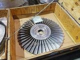 Pratt & Whitney JT8D Stage 2 Compressor Fan Boeing 737 Jet Engine Review